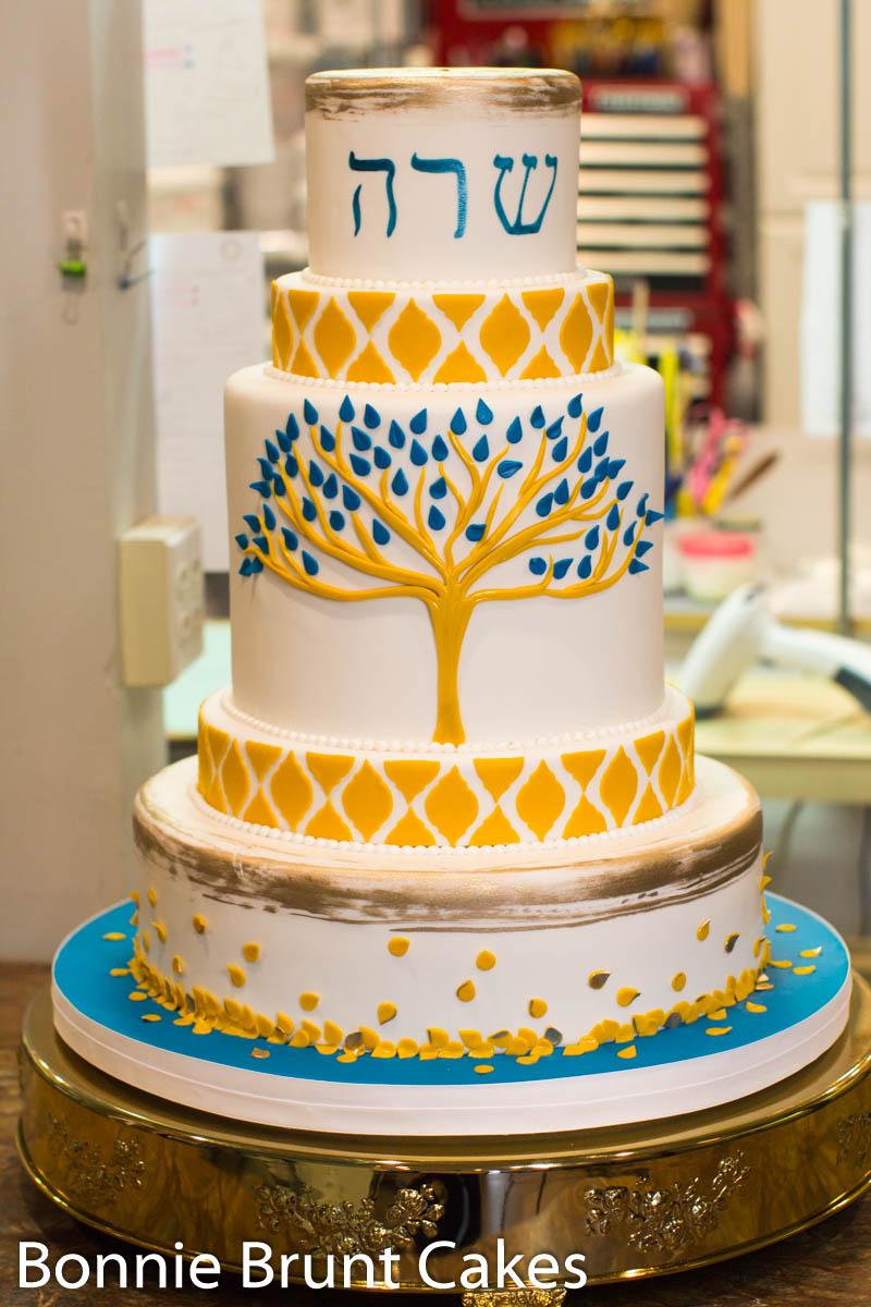 Bat Mitzvah Cake - Cake of the Week
